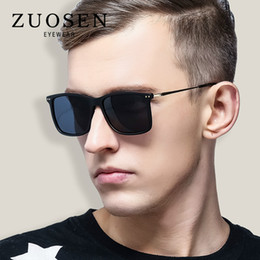 89822e32c1d best quality sunglasses polarized Coupons - ZUOSEN The best selling popular fashion  men designer sunglasses square