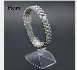 Canada Chaîne en acier solide exquise en acier inoxydable pour hommes de bijoux européens et américains cheap exquisite watches Offre