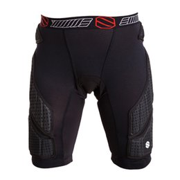 Wholesale exercise bicycles - New SUNNY Motorcycle Motocross Exercise Hip Protection Bicycle Cycling XC AM FR DH Bum Pad Padded Shorts Armor