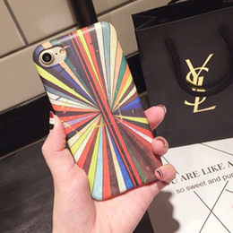 Wholesale oil rights - 8 plus cellphone cases GDins art oil painting right 8 plus mobile phone shell IMD soft shell tide