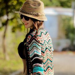 blocs d'activité Promotion Chapeau de soleil d'été pour femmes Lady European Fashion Sun Block Bord de mer EleHat Automne Activité de plein air Hat Sombrero Mujeres