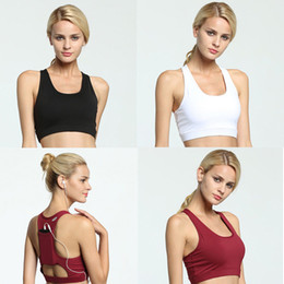 f87f185fe4 Sexy Fashion Active Casual Tanks Tops Women Ladies Criss Cross Back Bra For  Women Quality Breathable Wears