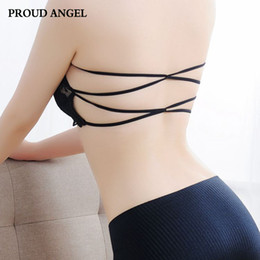 3f42fd093f2c5 New Girls Soft Bra Women s Sexy Bralette Strapless Push Up Bras Bandeau Boob  Lace Casual Crop Boob Tops for Women Lingerie discount sexy crop top boobs
