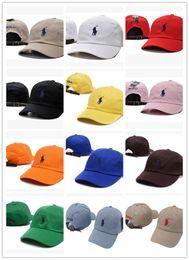 Wholesale Baseball Polo - New Style bone Curved visor Casquette baseball Cap women gorras Bear dad polo hats for men hip hop Snapback Caps High quality