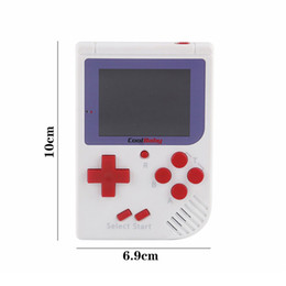 Wholesale Lcd Tvs Wholesale - CoolBaby RS-6 Portable Retro Mini Handheld Game Console Color LCD Game Player For FC Game A-ZY