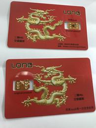 DERNIÈRE Carte longue sim Sim 4G Débloquer la carte SIM pour iPone X 8 7 6 5S 5C 5 SE IOS 11.x TOUS Transporteurs ? partir de fabricateur