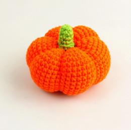 crochet de frutas Desconto 2018 1 pcs Crochet Bay brinquedo, amigurumi Macio eco-friendly frutas / legumes brinquedo, presente recém-nascido, kawaii jogar brinquedo de pelúcia 122
