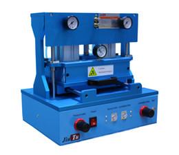 Máquina de laminação oca on-line-OCA Máquina de Laminação a Vácuo Recondicionar Reparação Laminador OCA lcd laminação máquina para iphone para samsung s6 edge s7 borda correção