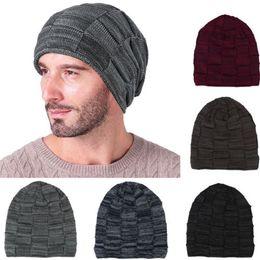 ff0d936cf65 Men s UNISEX Knit Baggy Beanie Oversize Fashion Winter Hat Ski Slouchy Chic  Cap beanies slouchy men on sale