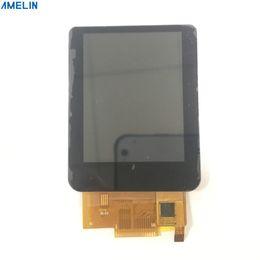 2.4 tft дисплей онлайн-AML240V1803 2,4 дисплей модуля дюйма 240*320 TFT lcd с экраном интерфейса SPI и сенсорной панелью CTP