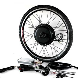Kit de VTT électrique pour écran LCD 48V 1500W pour 20 24 26 700C 28 Kit de conversion pour vélo de roue arrière arrière de 29 pouces ? partir de fabricateur