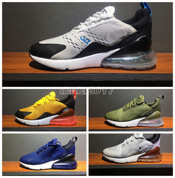 Wholesale Newest Designer Sneakers - 2018 newest designer Flair 270 mans training sneakers 2018 Running Shoes for men women walking sport fashion athletic shoes size 36-46