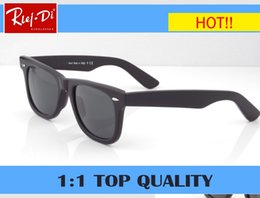 Wholesale Pink Drivers - 2018 Brand Designer top quality Men Women square Sunglasses Vintage Fashion Driver Rlei di 901 Sun Glasses gafas oculos de uv400 glass lens