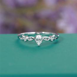 kristall infinity ringe Rabatt ROXI Luxus Zirkon CZ Kristall Marquise Ringe Für Frauen Silber Farbe Hochzeit Engagement Schmuck Unendlichkeit Liebe Ring anillos mujer