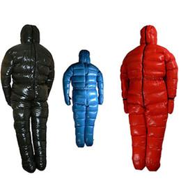 Argentina 90% de ganso blanco relleno 3000g antártico expedición ártica uso especial chaqueta abajo traje de ganso de invierno cheap used jacket Suministro