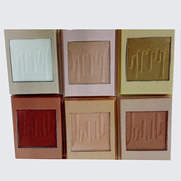Wholesale Strawberry Candy - HOT Kylighter Kylie Cosmetics Highlighter Bronzers BANANA SPLIT & FRENCH VANILLA & COTTON CANDY CREAM & STRAWBERRY SHORTCAK Face Glow NAKED