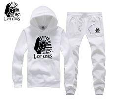 Tyga kleidung online-Männer Markenname Kleidung Herbst Winter Mann Last Kings Hiphop Sweatshirt Street Fashion Tyga Last Kings Hoodies Sweats Pullover