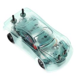 автомобиль с углеродным волокном Скидка Sinohobby мини-Q Слэш TR-Q7 углеродного волокна гонки щеткой RC автомобиль