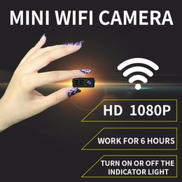 Wholesale Motion Detection Function - Support 64G mermory card video recording camcorder wireless mini size camera working 6 hours once with motion detection function