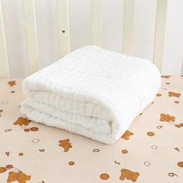 Wholesale Blue Floral Bedding - New 9 layer towel type gauze bath towel, baby gauze saliva towel, baby bedding baby cotton