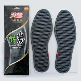 Argentina Tablero de la plantilla deportiva transpirable que absorbe el sudor, desodorante, carbón de bambú, malla transpirable para zapatos Suministro