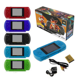 Wholesale Gba Box - Game Player PVP 3000 (8 Bit) 2.5 Inch LCD Screen Handheld Video Game Player Consoles Mini Portable Game Box free DHL