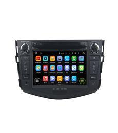 Wholesale toyota rav4 dvd player gps - Hot sale Android 7.1.1 2 Two Din 7 Inch Car DVD Player For TOYOTA RAV4 RAV 4 2006-2011 RAM 1G 2G Quad Core WIFI GPS Navigation Radio USB