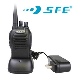 Wholesale Long Range Two Way Radios - High QualitySFE S580 handheld walkie talkie transceiver CE FCC professional Portable S-580 long range two way radio