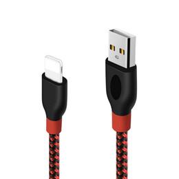Cabo usb grátis on-line-assentos Habitação Trançado Micro USB 2 M Cabo 2A Durável de Alta Velocidade de Carregamento USB Tipo C Cabo com para Android Telefone Inteligente 50 pcs livre DHL Deliv