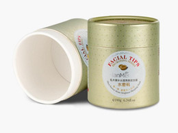 Wholesale Eco Friendly Paper Packaging - Customized paper tube eco-friendly cosmetic packaging