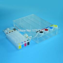 Usato hp online-970 971 Sistema di inchiostro in serie con uso permanente di chip ad arco Per Officejet Pro x451dn x451x476dn x476x551dn x576printer