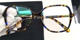 Wholesale Reading Glasses Gold Frame - Vintage Reading Optical Glasses Frame Fashion High Quality Top Glasses Frame for Women With Case Prescription Clear Lens