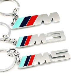 2019 ford focus flip M M3 M5 Logotipo Do Carro de Metal anel chave chaveiro keychain chaveiro KeyHolder Car Styling para BMW Série M 1 3 5 X X1 X3 X5 E3 E5 Z4