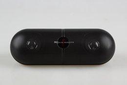 Haut-parleurs bluetooth en Ligne-Pilule XL Bluetooth Mini Haut-Parleur Protable Sans Fil Stéréo Musique Sound Box Audio Super Bass U Disque TF Slot facile à prendre