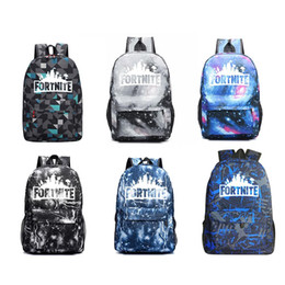 games for bar Promo Codes - Fortnite Game Backpack Two-way Zipper Designed For Comfortable Use Travel Work Leisure Party Life Outdoor Climbing