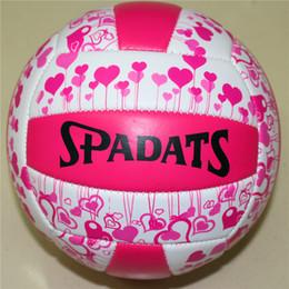 Canada Taille 5 Pu en cuir volley ball Voleibol balle intérieure extérieure plage formation match pour les enfants et les adultes soft touch supplier volleyball leather Offre
