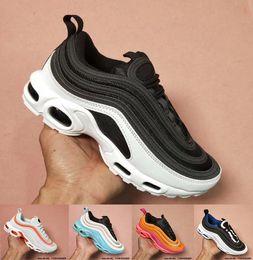 outlet store ebb95 b5798 2019 chaussures tn 2019 fashion 97 Plus Tn Pas Cher Nouveau Hommes Designer  97s Chaussures Chaussures