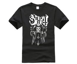 Wholesale online tees - fashion t shirt O-neck Broadcloth Cotton Tee4u Design Your Own T Shirt Online Short Men New Style Ghost Papas Wrath Tee