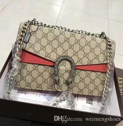 Wholesale Diamond Handles - Fashion Women messenger Bag Woman Handbag Shoulder bag Ladies cross body bag Tote Bags with Bamboo handle