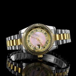 Wholesale Quartz Crystal Clocks - 2018 Fashion Dress Watches Women Men Faux Chronograph Quartz Plated Classic Round Crystals Watch relogio masculino Casual Clock
