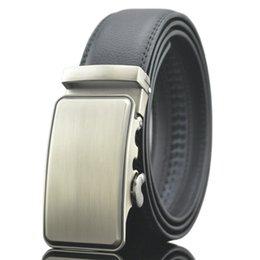 Wholesale Leather Beaded Belt 38 - Factory wholesale New Korean version fashion men leather needle buckle beltClothing & Accessories lengthen belts cowskin leather