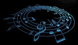 Неоновые ноты онлайн-LS672-b-Music-Notes-Bar-Beer-Neon-Light-Sign Decor Бесплатная доставка Dropshipping Оптовая 8 цветов на выбор