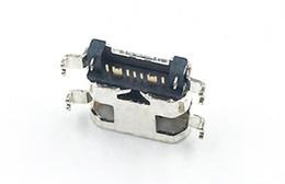 Wholesale Galaxy I8262 - Micro Usb Charging Connector For Samsung Galaxy I8262 S4 Mini I9195 I9192 Charge Port Dock Socket Plug Jack