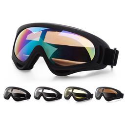 UV400 Óculos De Esqui Da Motocicleta Óculos de Ciclismo À Prova de Vento À  Prova de Poeira de esqui Ao Ar Livre Snowboard Óculos de Sol UV400 Óculos  De Sol ... 980b1e974e