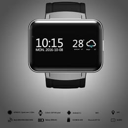 2019 nuovi orologi intelligenti wifi 2018 Nuovo Wifi Bluetooth Guarda Smart Watch DM98 2,2 pollici HD IPS LED Display supporta chiamate Promemoria SIM per Android nuovi orologi intelligenti wifi economici