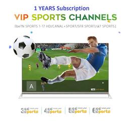 2019 sport tv ao vivo SUBTV IPTV Francês Full HD 1 Ano SUBTV IPTV França Esportes Ao Vivo 2000 + VOD Francês filmes Para caixa de TV Android M3u Mag25X Enigma2 sport tv ao vivo barato