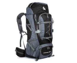 laptop rucksack wandern Rabatt Große wasserdichte Rucksack Professionelle CR-System Reiserucksack Camp Wanderung Mochilas klettern Bagpack Laptop Bag Pack für Männer Frauen