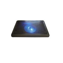 Portátil fresco stand online-Base para laptop Ventilador Radiador Computadora USB Retroiluminación Pad para enfriamiento Refroidissement Notebook Cooler Con 140mm LED Pad para enfriamiento