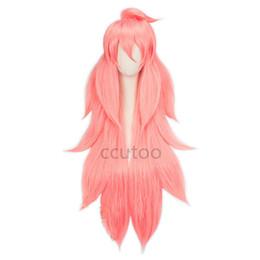 Rabatt Anime Haar Rosa