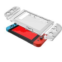 Clear Crystal Hard Case Housse de protection pour Switch NS NX Console Crystal Case DHL FEDEX EMS Livraison gratuite ? partir de fabricateur